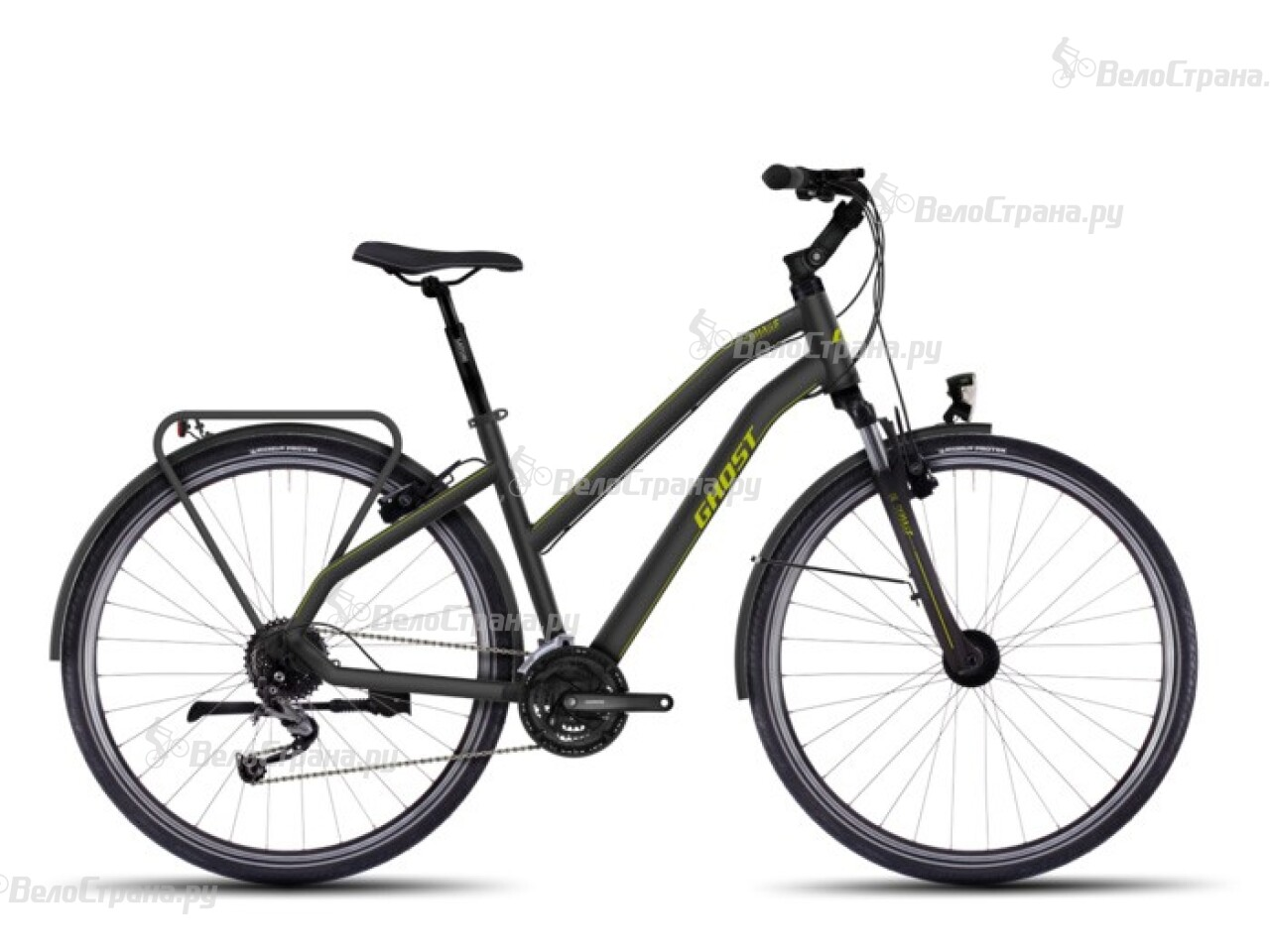 Велосипед Ghost SQUARE Trekking 3 Miss (2016) 582248pl550mah 3 7v