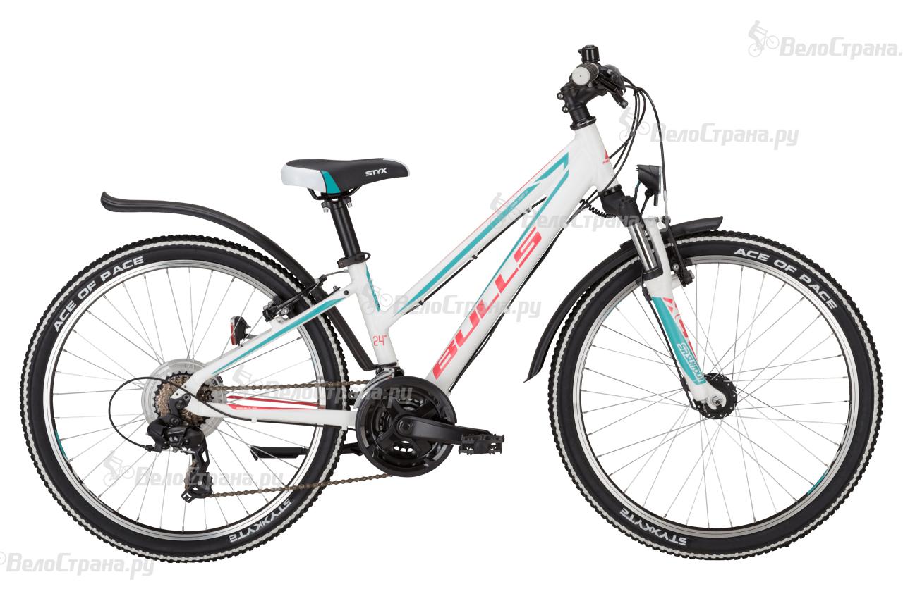 Велосипед Bulls Zarena Street 24 (outer 21-spd) (2017) велосипед bulls sharptail 24 street outer 21 spd 2017