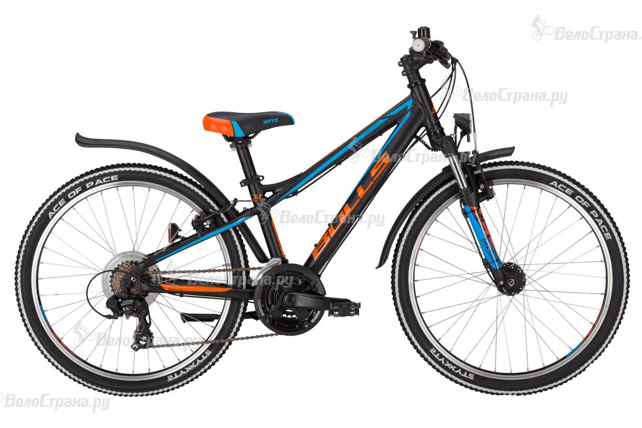 Велосипед Bulls Sharptail 24 Street (outer 21-spd) (2017) велосипед bulls sharptail 24 street outer 21 spd 2017