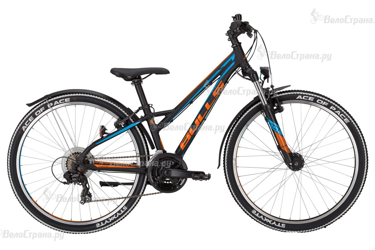 Велосипед Bulls Sharptail Street 26 JR 21-spd (2017) велосипед bulls sharptail 24 street outer 21 spd 2017