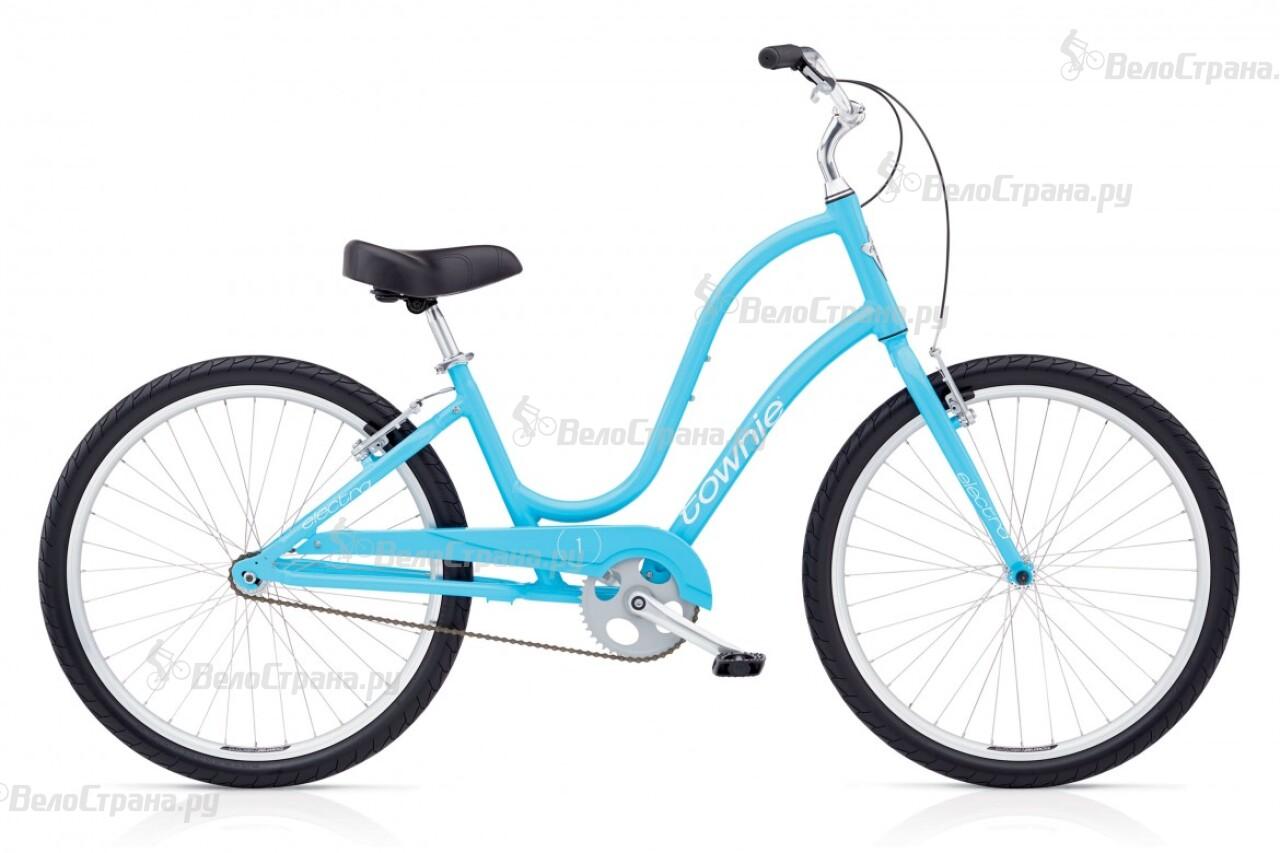 Велосипед Electra Townie Original 1 Ladies (2017)