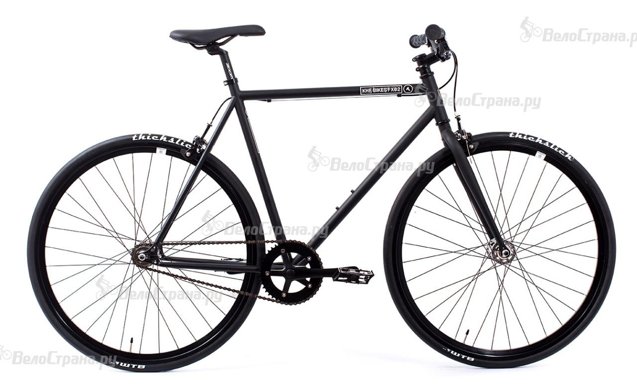 где купить Велосипед KHE FX 02 (2017) по лучшей цене