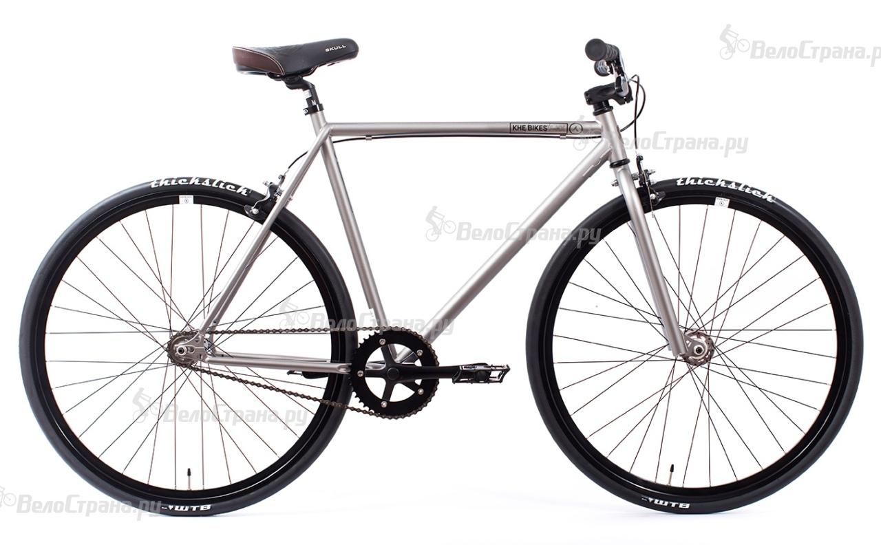 где купить Велосипед KHE FMX (2017) по лучшей цене
