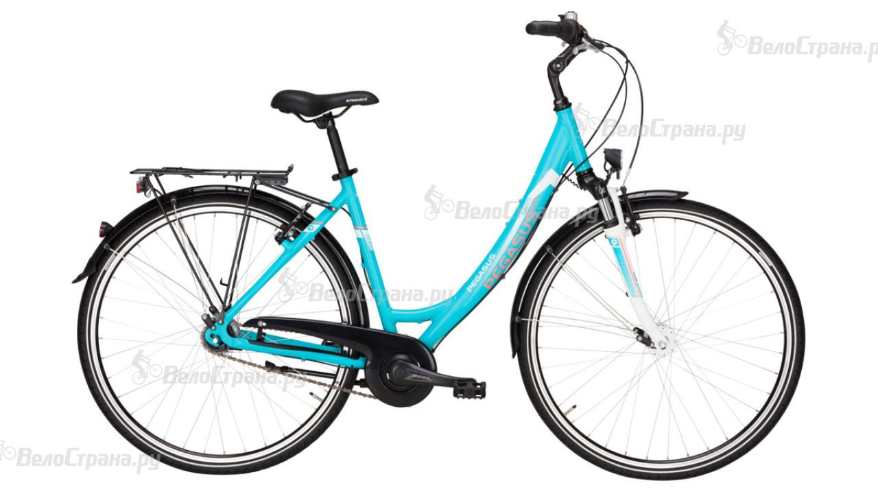Велосипед Pegasus Avanti Wave 7 (2017) велосипед pegasus piazza gent 7 2017