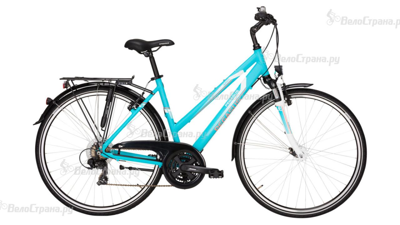 Велосипед Pegasus Avanti Trapez 21 (2017) велосипед pegasus avanti atb gent 21 sp 26 2016