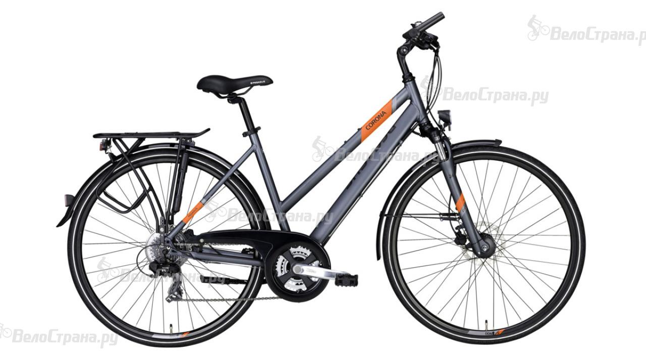 Велосипед Pegasus Corona Disc Trapez 21 (2017) велосипед pegasus corona gent 2016