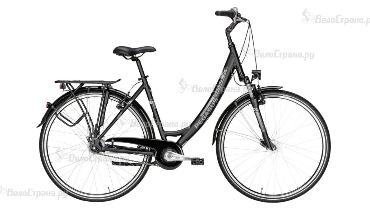 Велосипед Pegasus Piazza Wave 8 (2017) велосипед pegasus piazza gent 7 2017