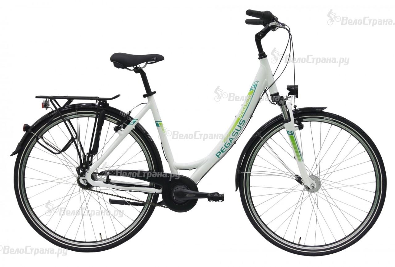Велосипед Pegasus Piazza Wave 7 (2017) велосипед pegasus piazza gent 7 2017