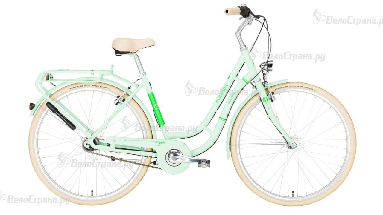 Велосипед Pegasus Piazza Tour Lady 7 (2017) велосипед pegasus piazza gent 7 2017