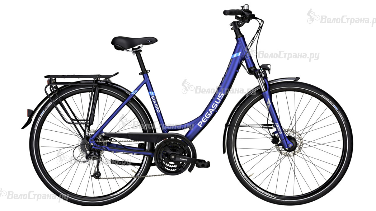 Велосипед Pegasus Solero SL Disc Wave 24 (2017) велосипед pegasus solero sl gent 8 2016