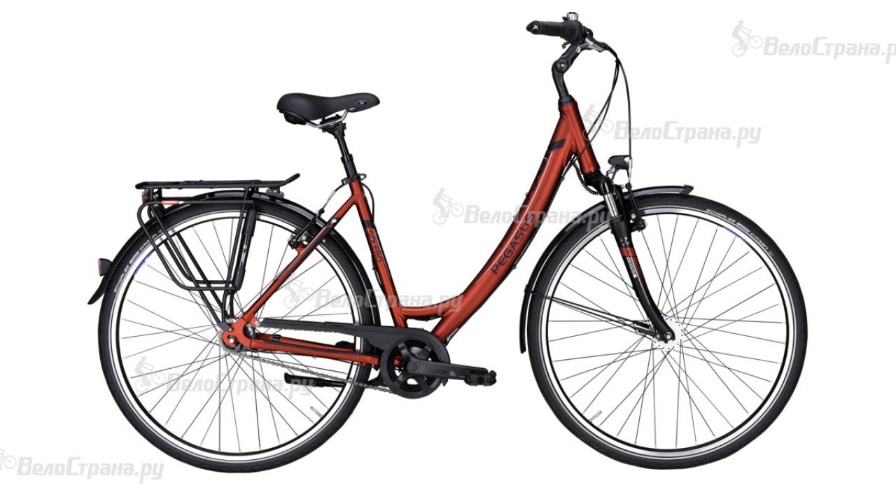 Велосипед Pegasus Solero SL Wave 8 (2017) велосипед pegasus solero sl gent 7 2016