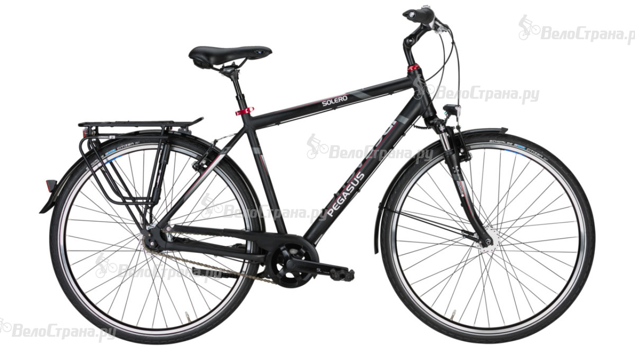 Велосипед Pegasus Solero SL Gent 8 (2017) велосипед pegasus piazza gent 7 2017