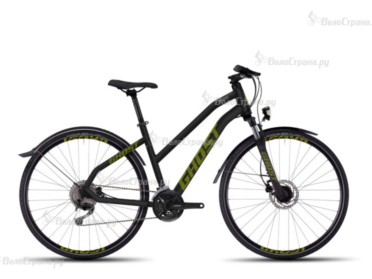 Велосипед Ghost SQUARE Cross X 4 Miss (2016) цены онлайн