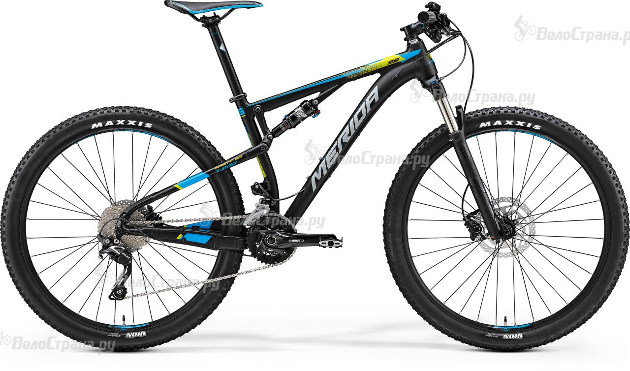 купить  Велосипед Merida Ninety-Six 7.600 (2017)  недорого
