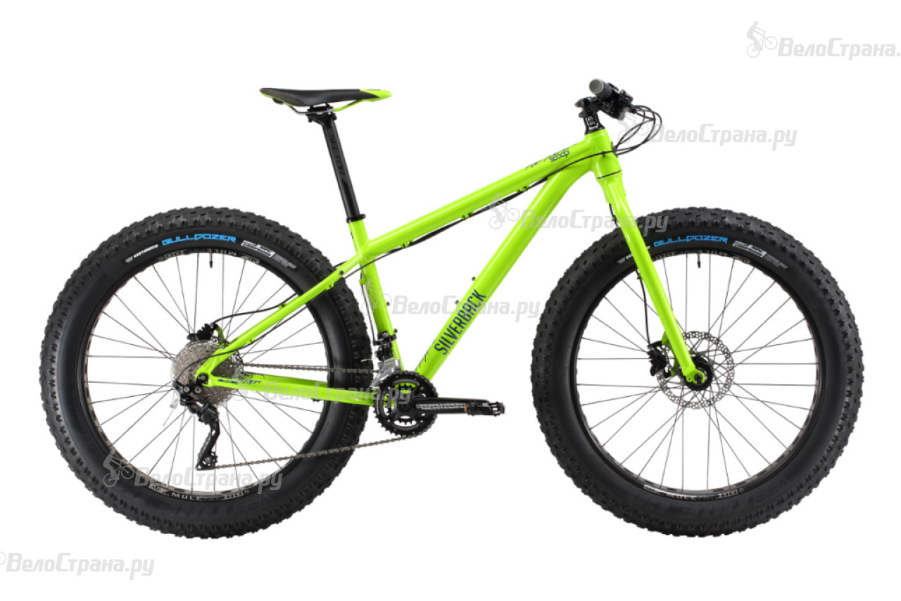 Велосипед Silverback Scoop Fatty (2017) велосипед smart fatty 2015