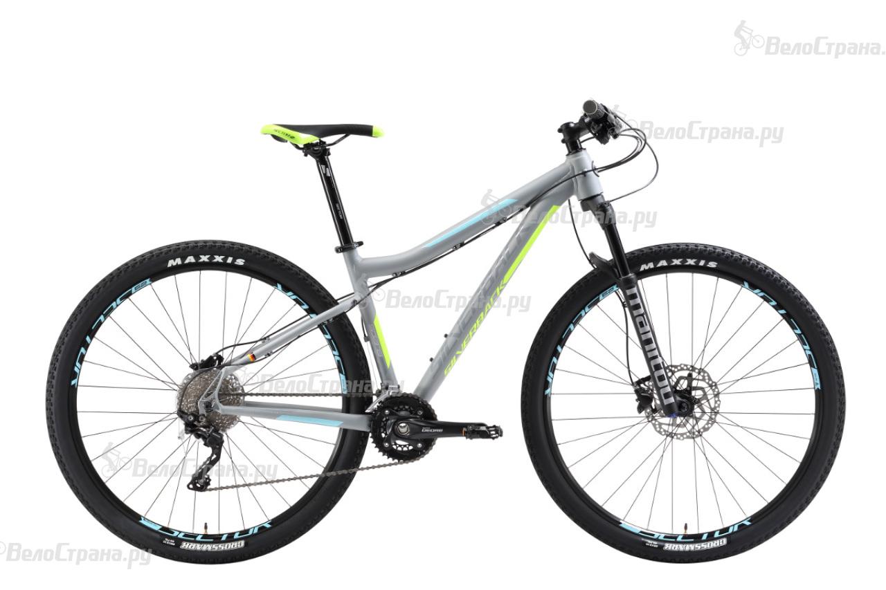 Велосипед Silverback Solana 29 (2017) esspero на коляску solana black
