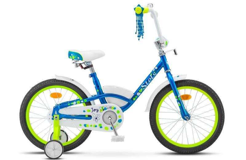 Купить Детский велосипед Stels Joy 18 (2017)
