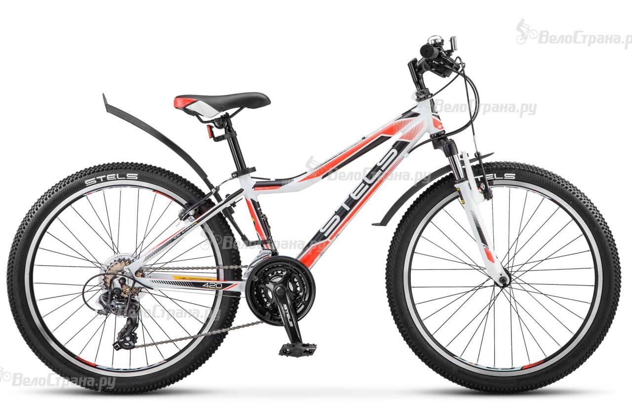 Велосипед Stels Navigator 420 V (2017) велосипед stels navigator 250 2016