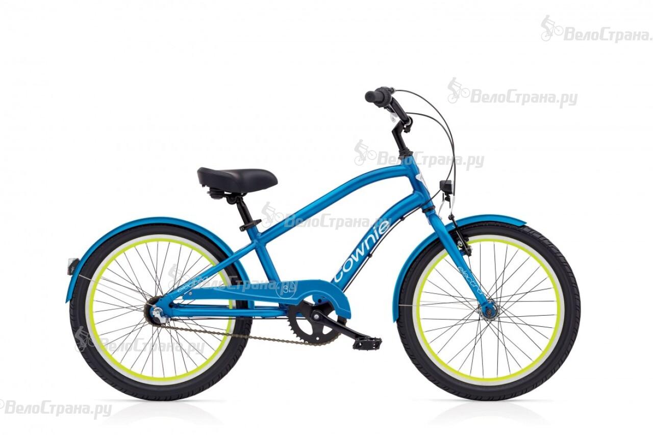 Велосипед Electra Townie Kids 3i EQ 20 Boys (2017) диск tech line neo 531 6x15 4x100 et48 silver