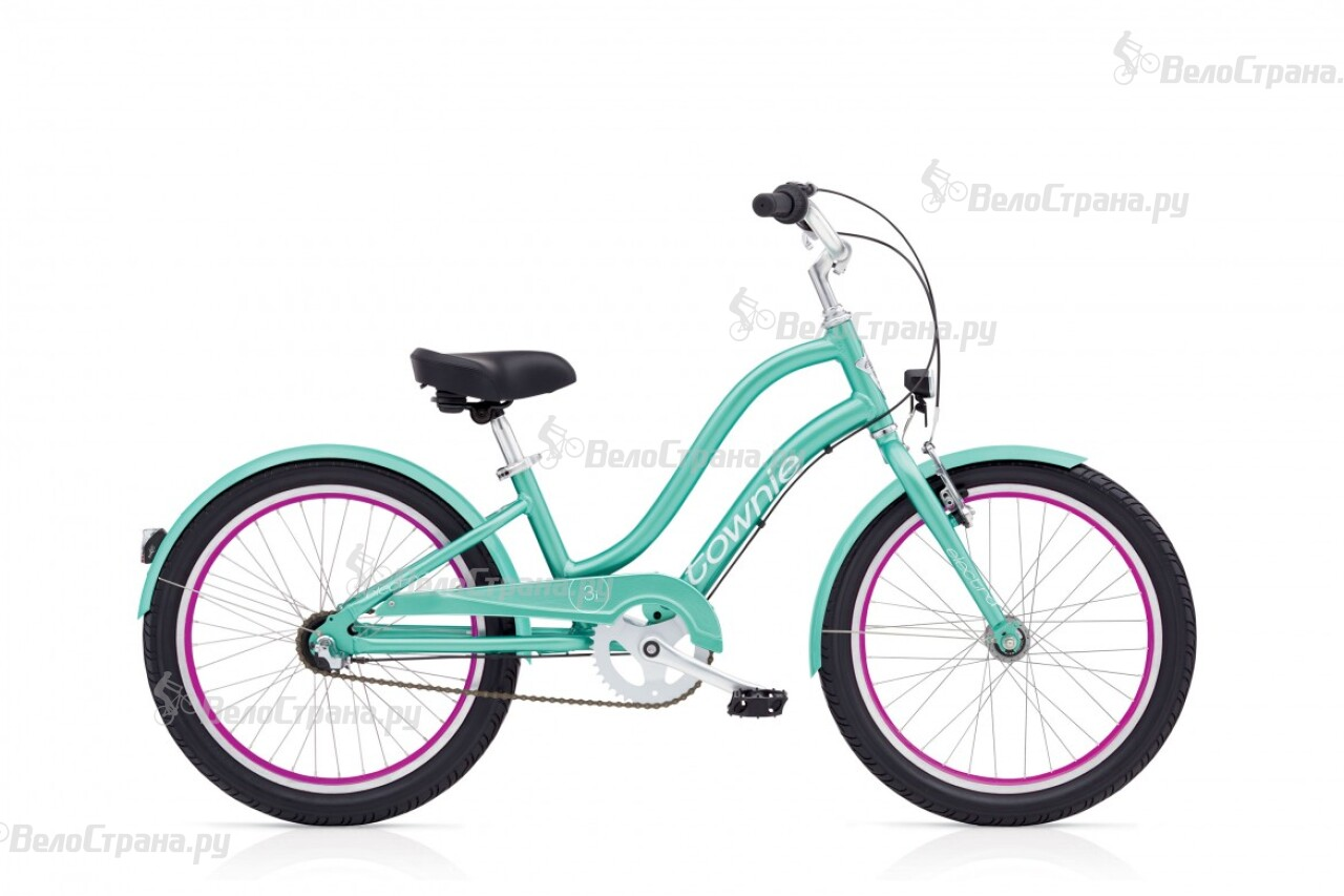 Велосипед Electra Townie Kids 3i EQ 20 Girls (2017)