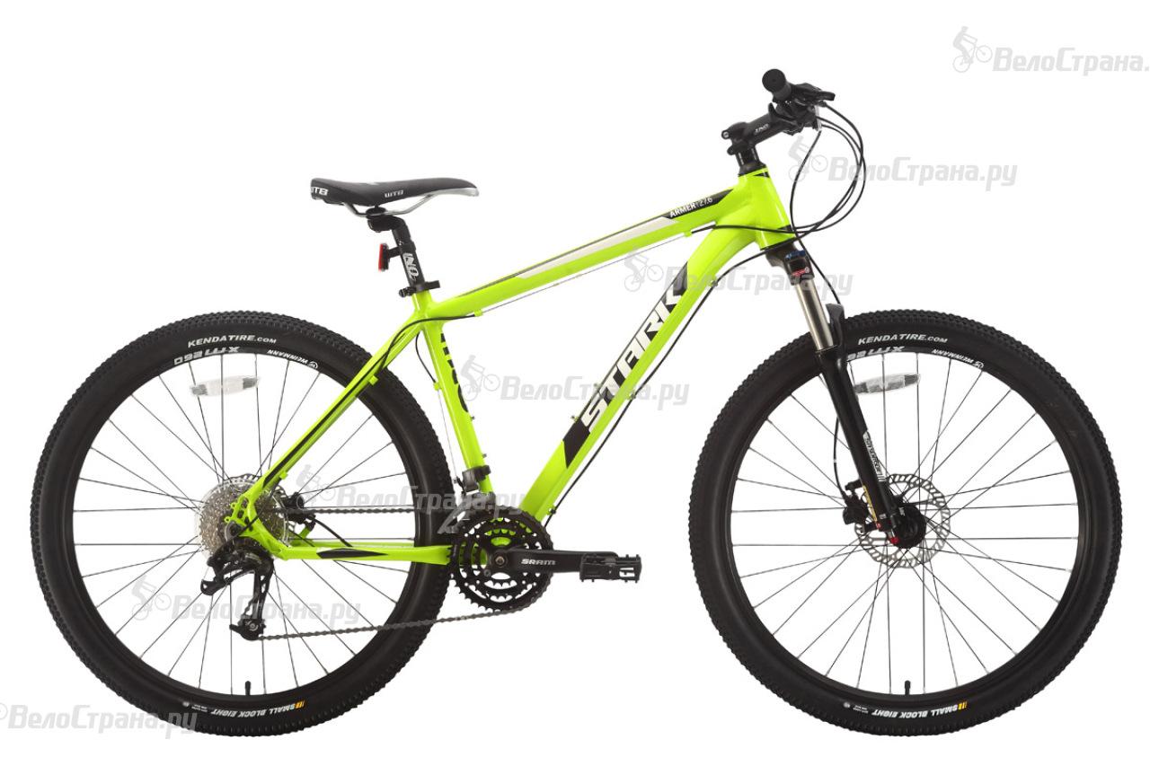 Велосипед Stark Armer 27.6 HD (2018) велосипед stark outpost 26 1 d 2018