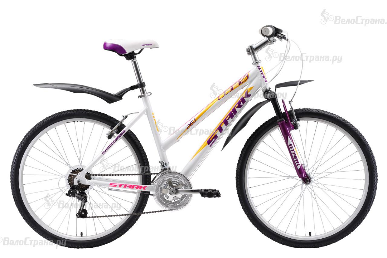 Велосипед Stark Luna 26.1 V (2018) книги эксмо санкт петербург путеводитель карта 10 е изд испр и доп