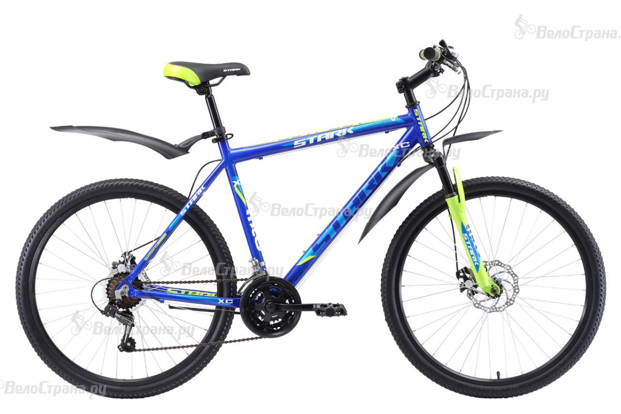 Велосипед Stark Outpost 26.1 D (2018) велосипед stark outpost 26 1 d черно зеленый 16
