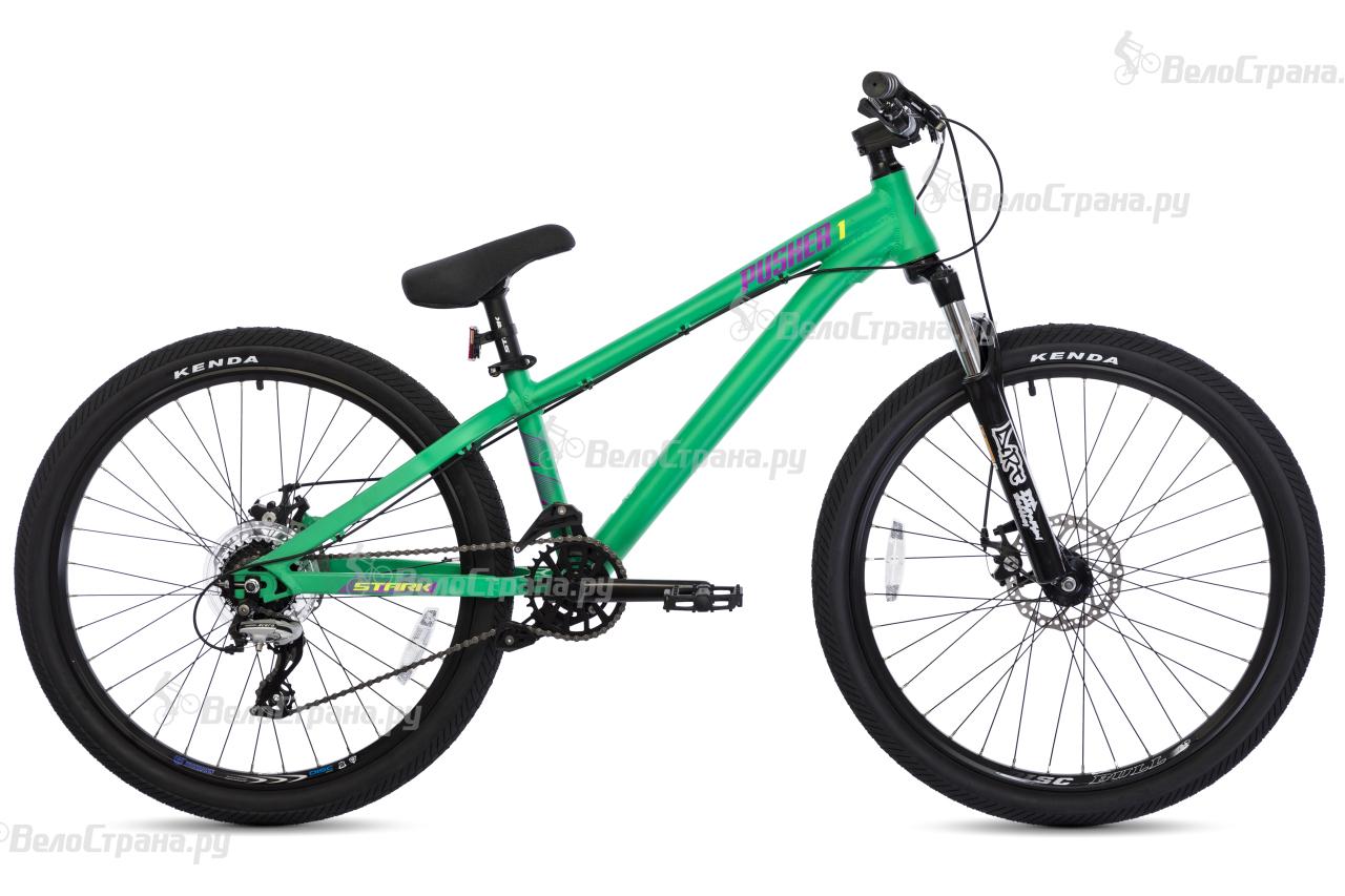 Велосипед Stark Pusher 1 (2018) велосипед stark outpost 26 1 d 2018