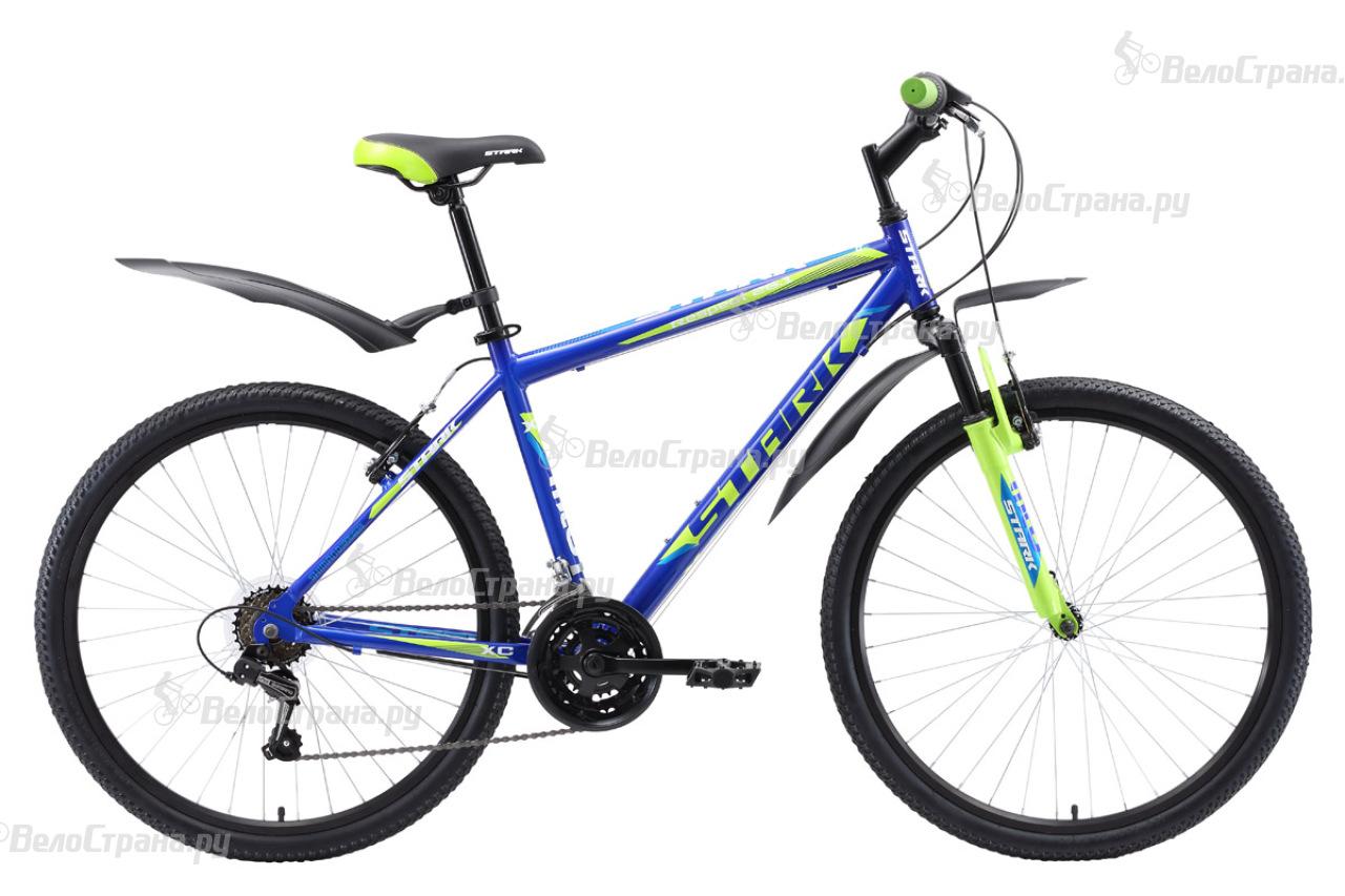 цена Велосипед Stark Respect 26.1 V (2018) онлайн в 2017 году
