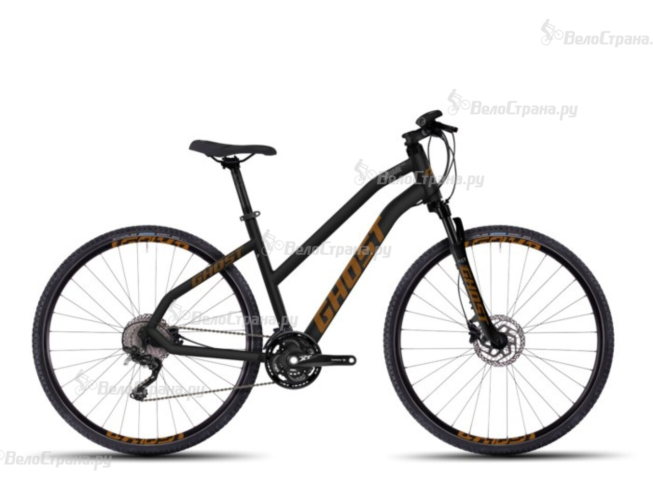 Велосипед Ghost SQUARE Cross 6 Miss (2016)