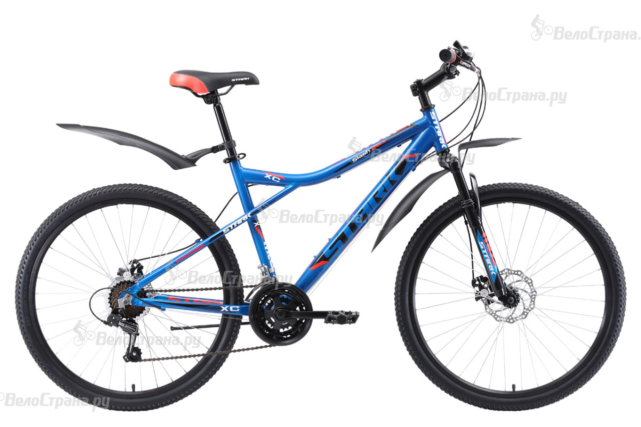Велосипед Stark Slash 26.1 D (2018) велосипед stark outpost 26 1 d 2018