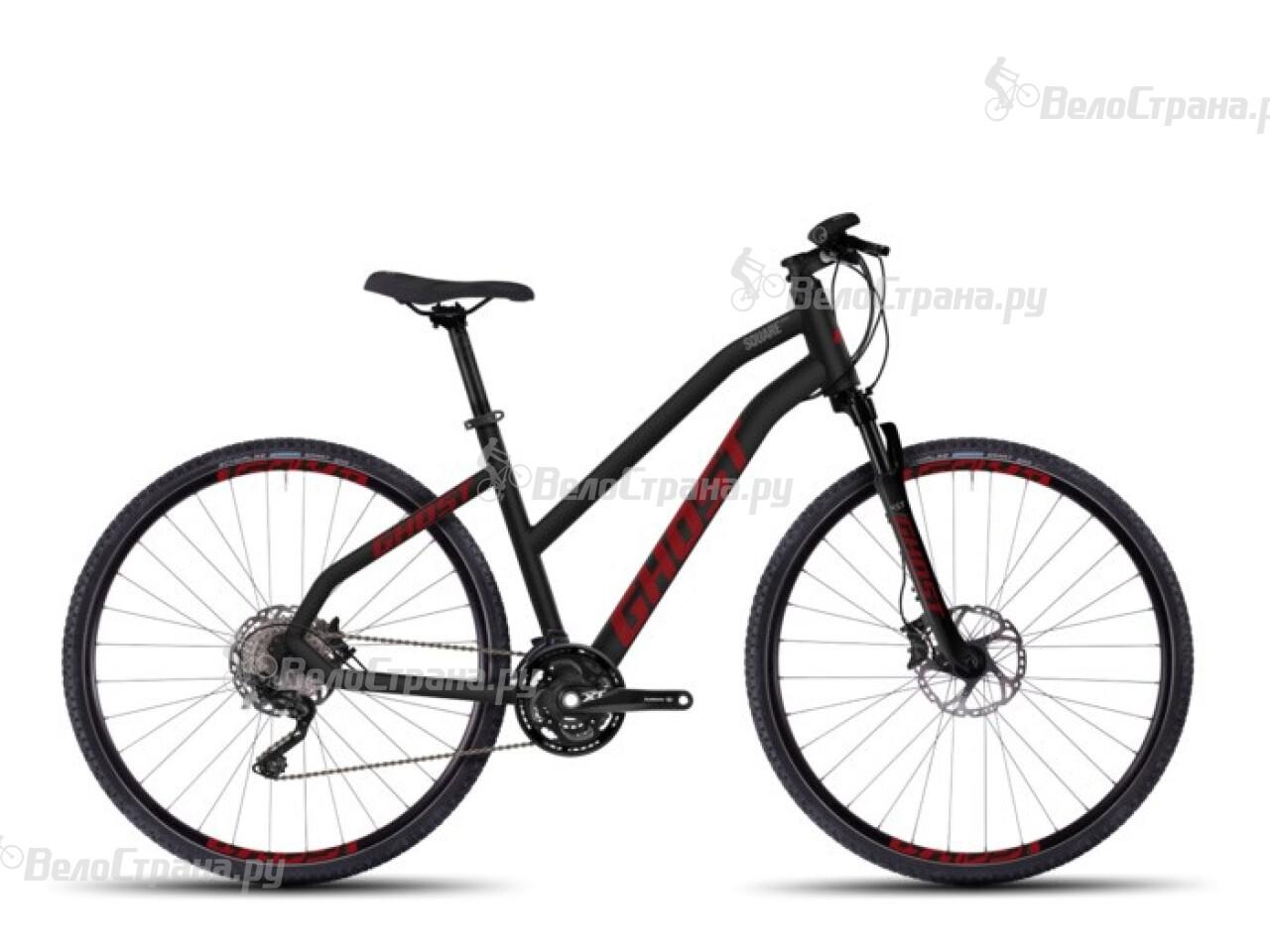 Велосипед Ghost SQUARE Cross 7 Miss (2016) велосипед ghost square cross x 2 2016
