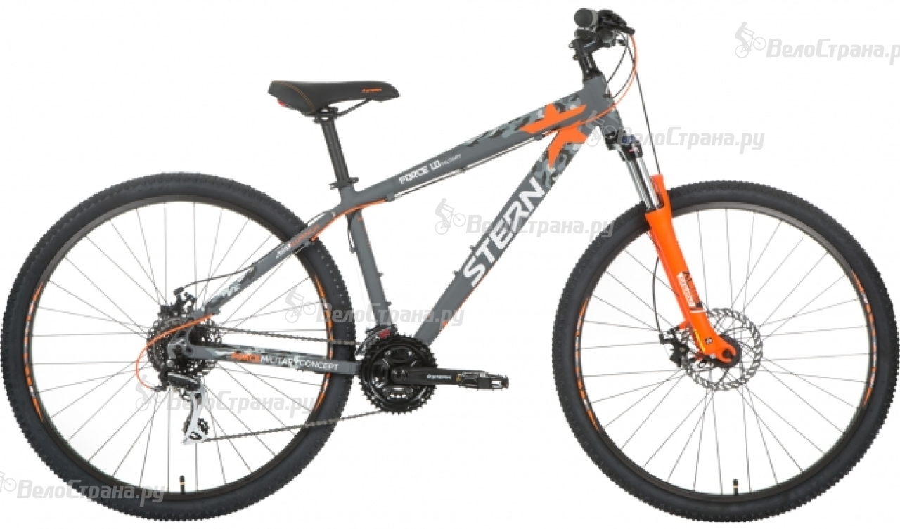 Велосипед Stern Force 1.0 alt 29 (2017) stern велосипед горный stern motion 1 0 alt 27 5