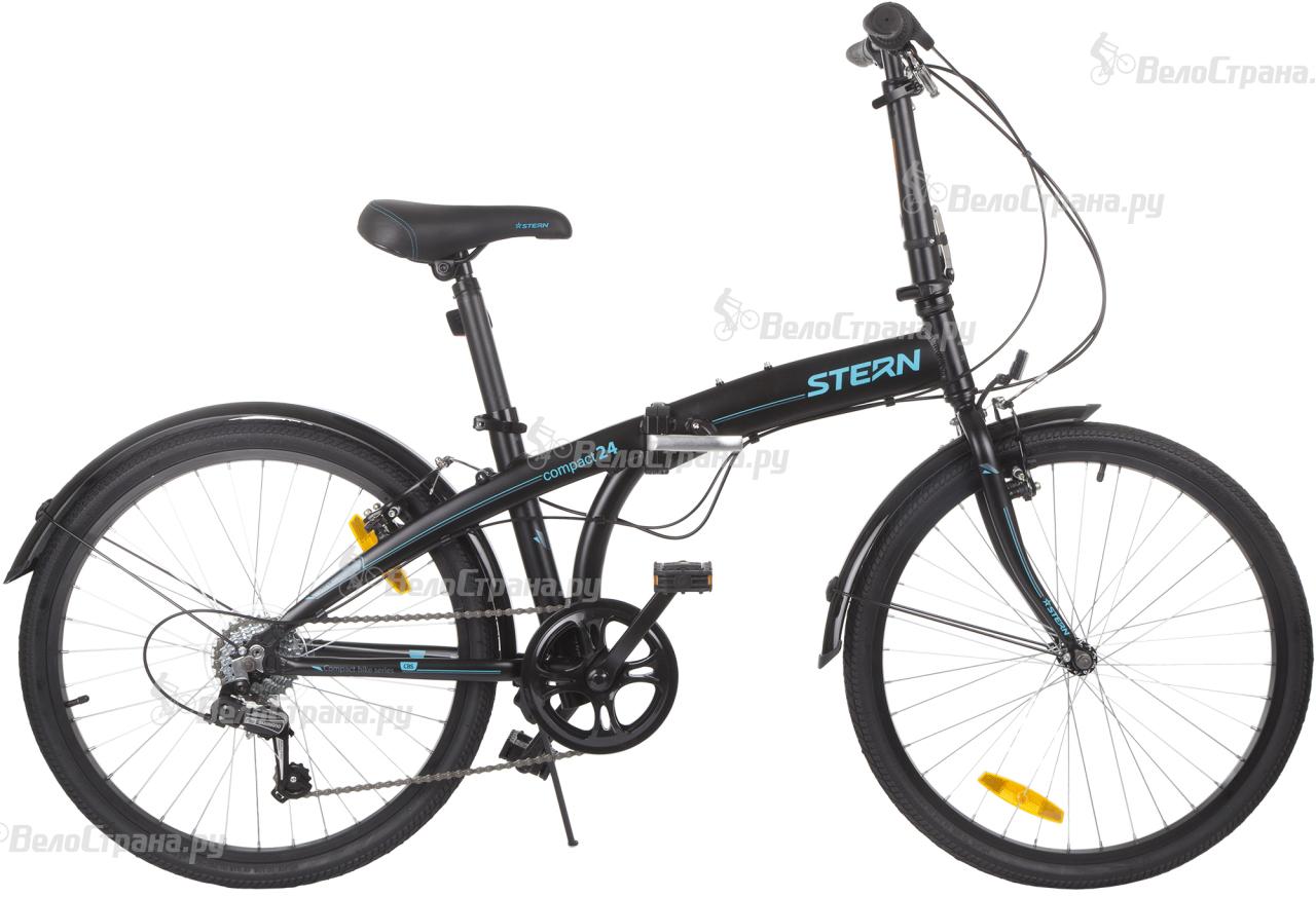 Велосипед Stern Compact 24 (2017) stern велосипед складной stern compact 2 0 20