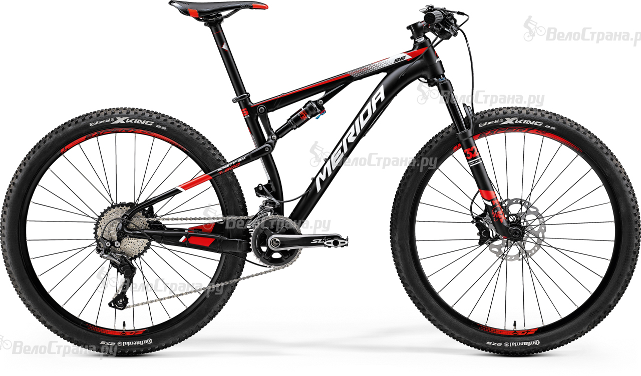 Велосипед Merida Ninety-Six 7. 800 27.5 (2017) merida bigseven 800 27 5