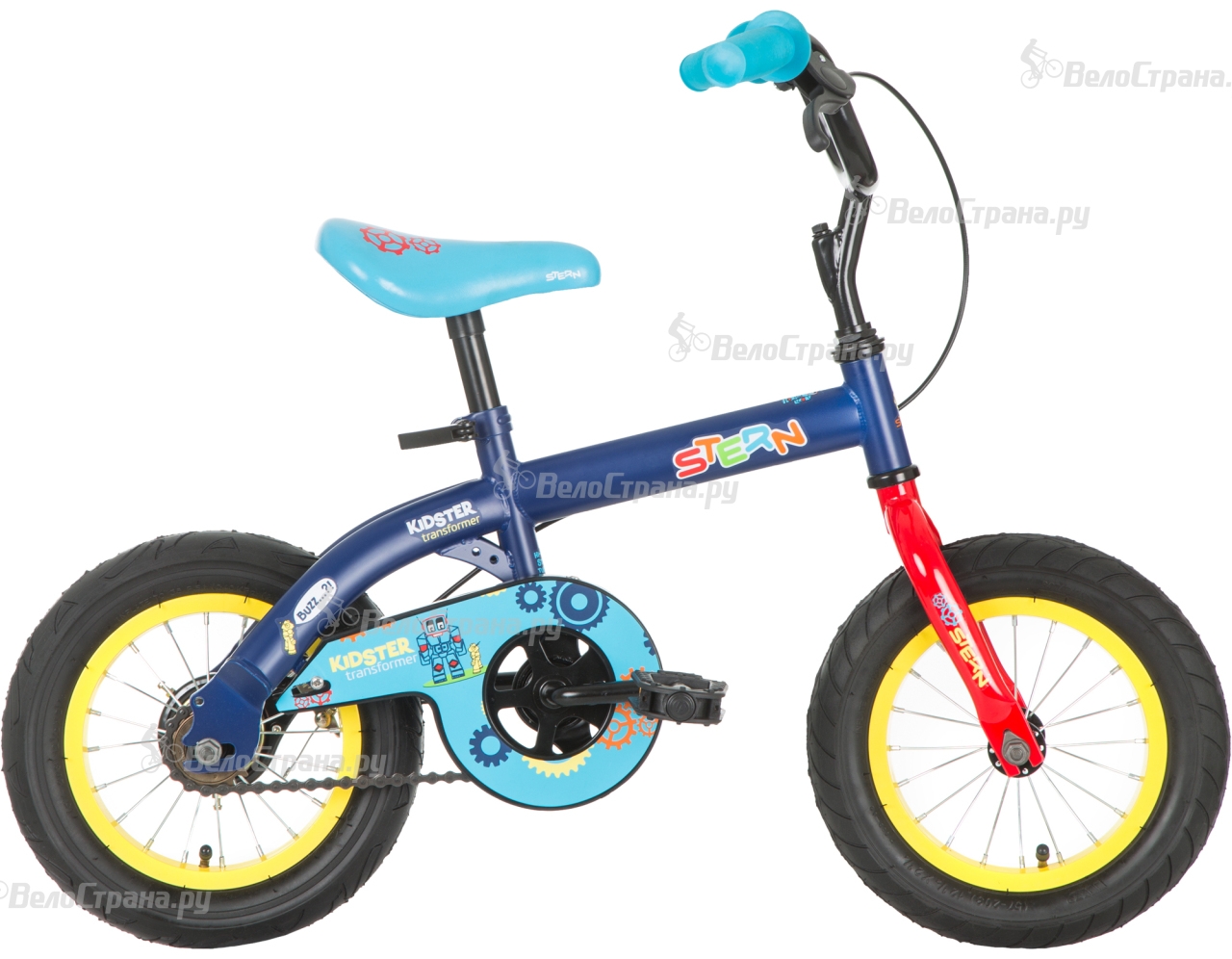 Велосипед Stern Kidster Transformer 12 (2017) stern велосипед складной stern compact 2 0 20
