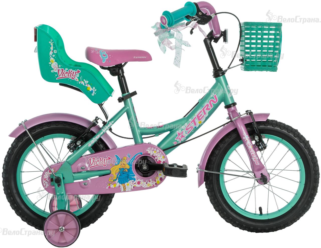 Велосипед Stern Vicky 14 (2017) stern велосипед городской stern q stom 28