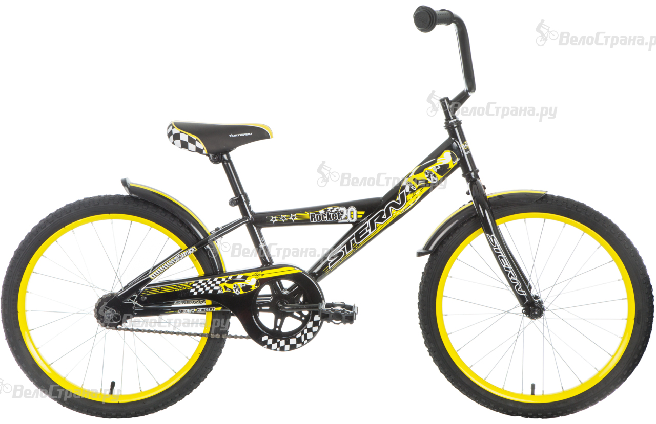 Велосипед Stern Rocket 20 (2017) stern велосипед складной stern compact 2 0 20