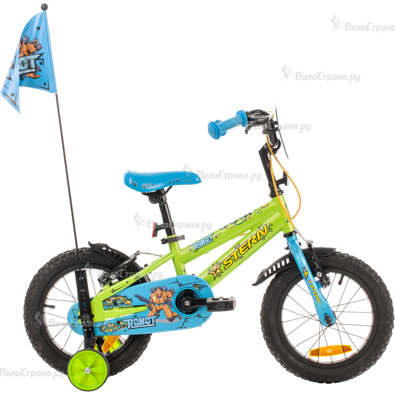 Велосипед Stern Robot 14 (2017) stern велосипед складной stern compact 2 0 20