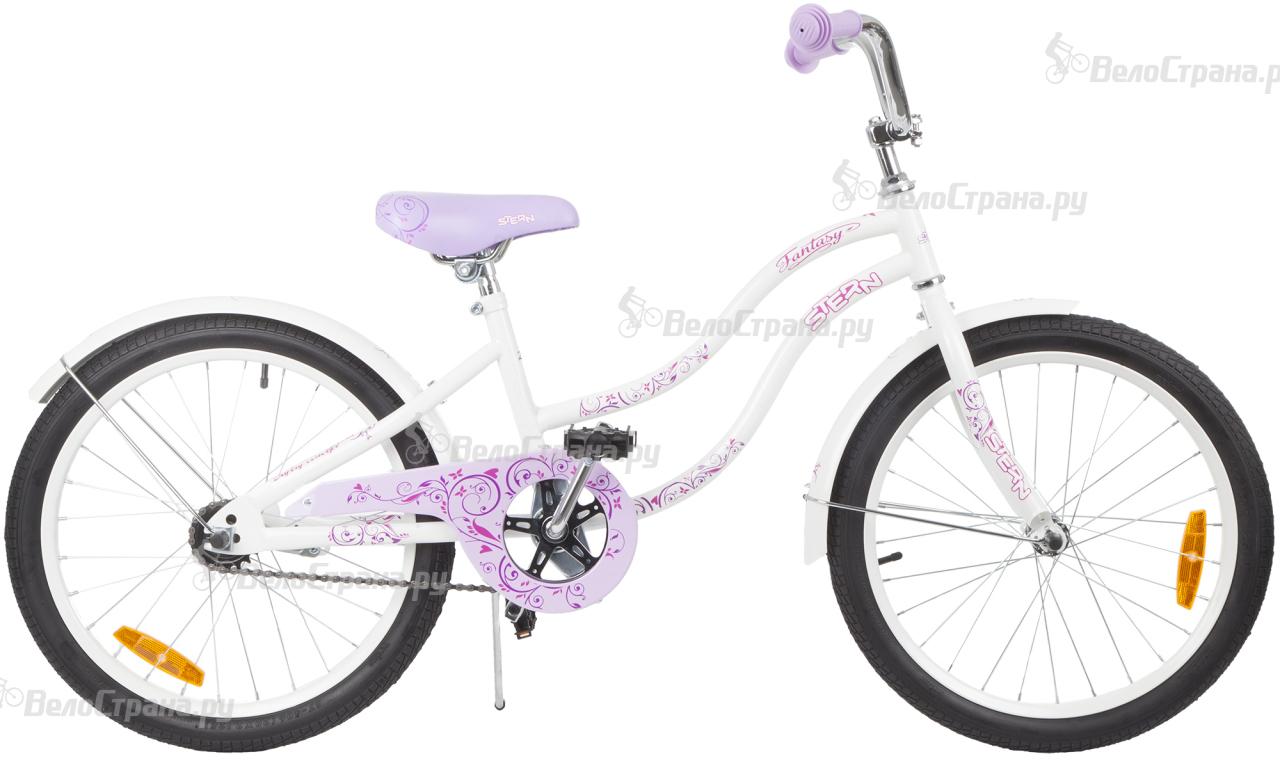 Велосипед Stern Fantasy 20 (2017) stern велосипед складной stern compact 2 0 20