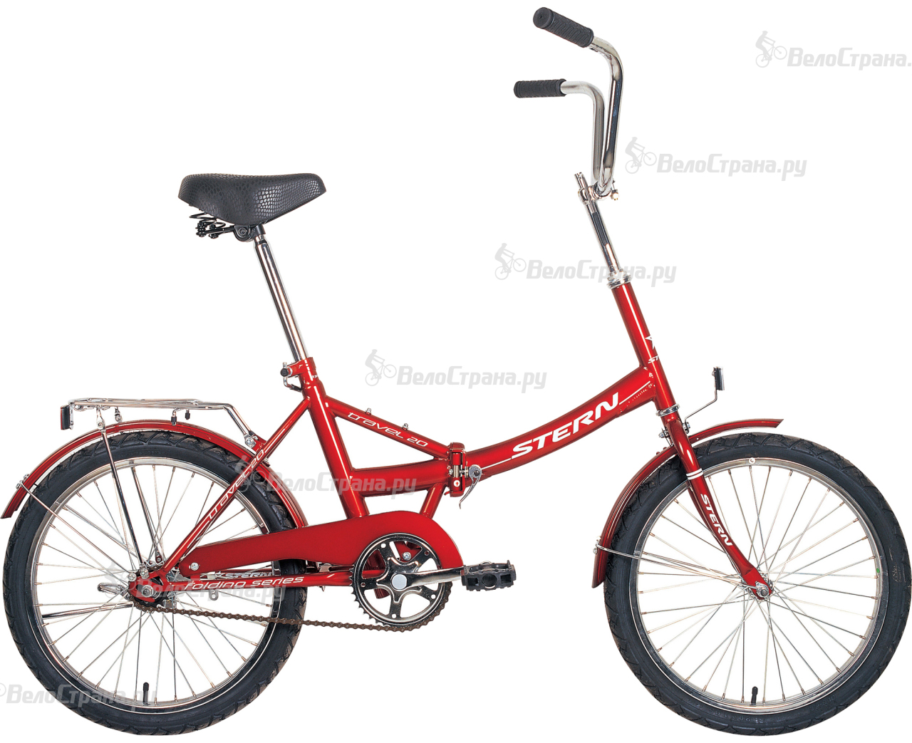 Велосипед Stern Travel 20 (2017) stern велосипед складной stern compact 2 0 20