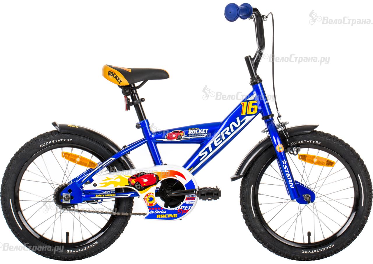 Велосипед Stern Rocket 16 (2017) велосипед stern kidster transformer 12 2017