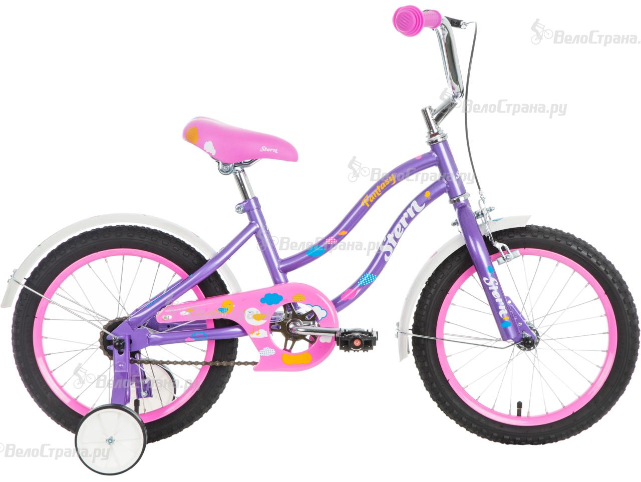 Велосипед Stern Fantasy 16 (2017) stern велосипед складной stern compact 2 0 20