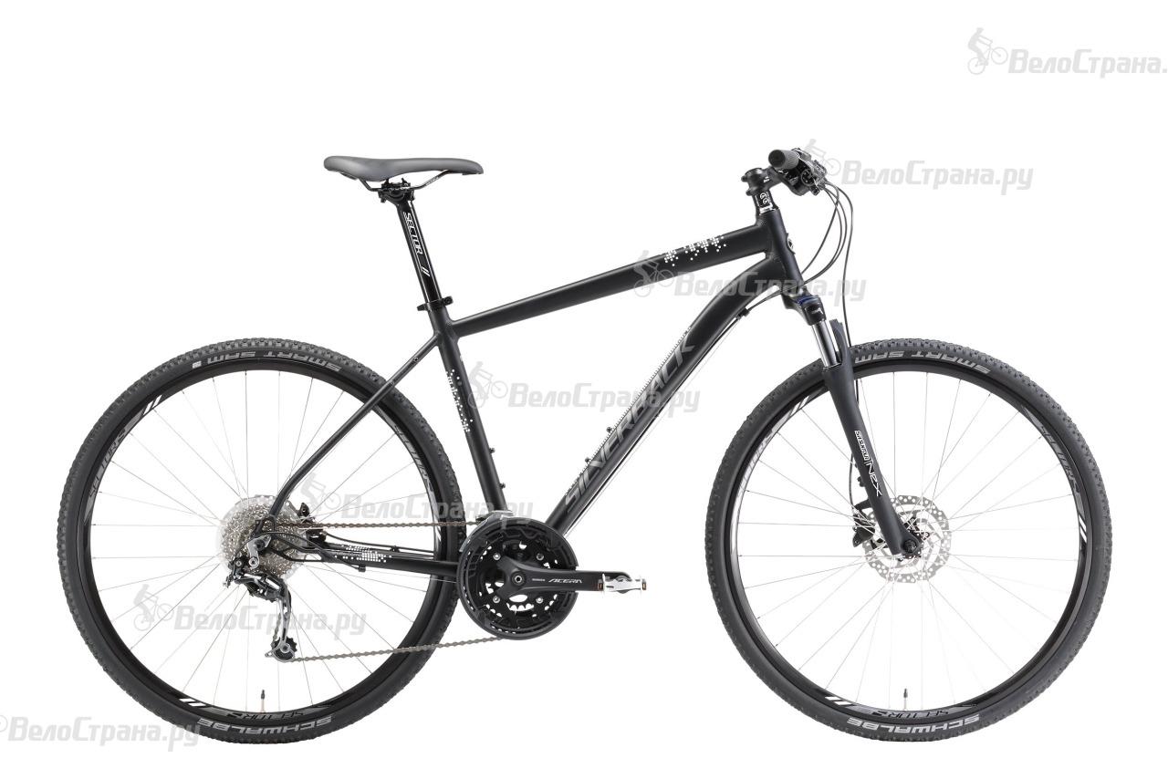Велосипед Silverback Shuffle Comp (2017)