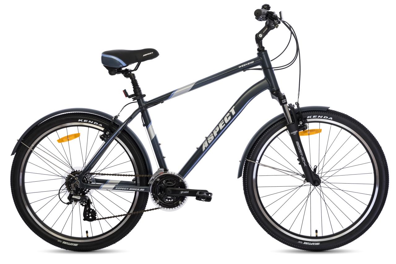 Велосипед Aspect WEEKEND (2018) брюки weekend max mara weekend max mara we017ewtmp41