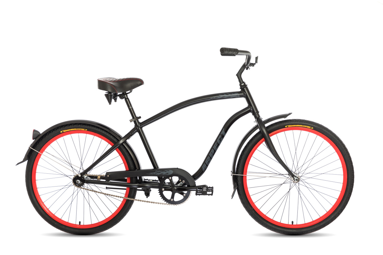Велосипед Aspect CRUISER (2018) велосипед aspect citylife 2018