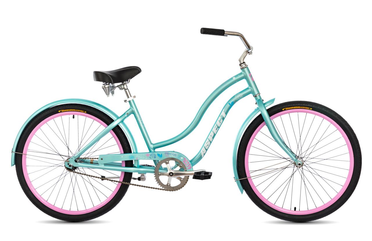 Велосипед Aspect CRUISER LADY (2018) ballu bhc 3 000 sb