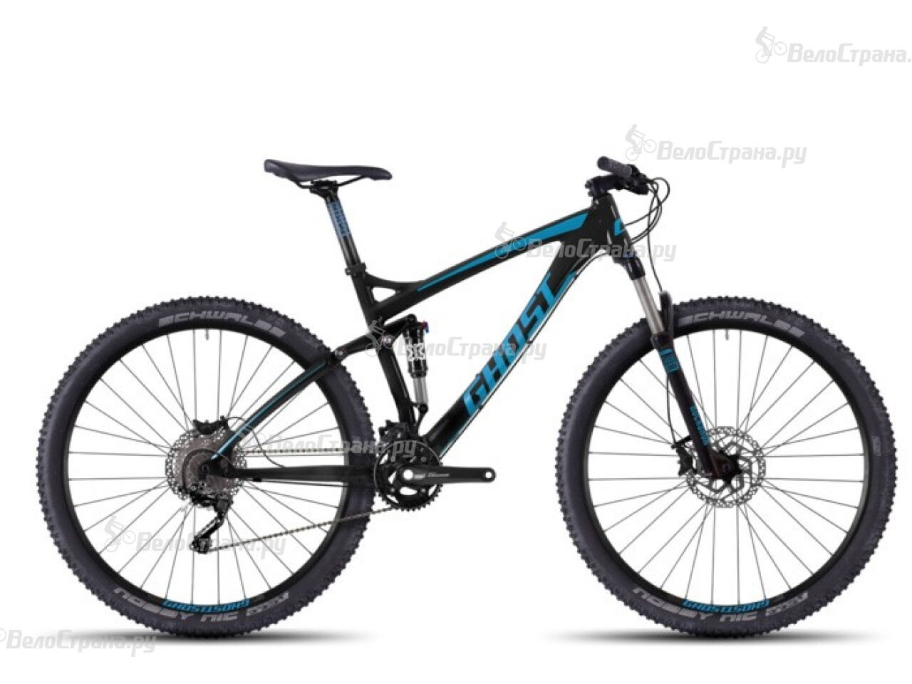 Велосипед Ghost AMR 2 (2016)