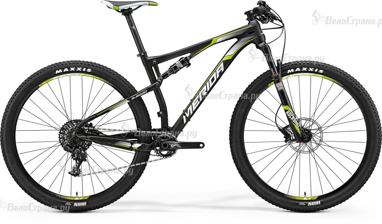 Велосипед Merida Ninety-Six 9.6000 (2017) велосипед merida ninety six xt 29 2018