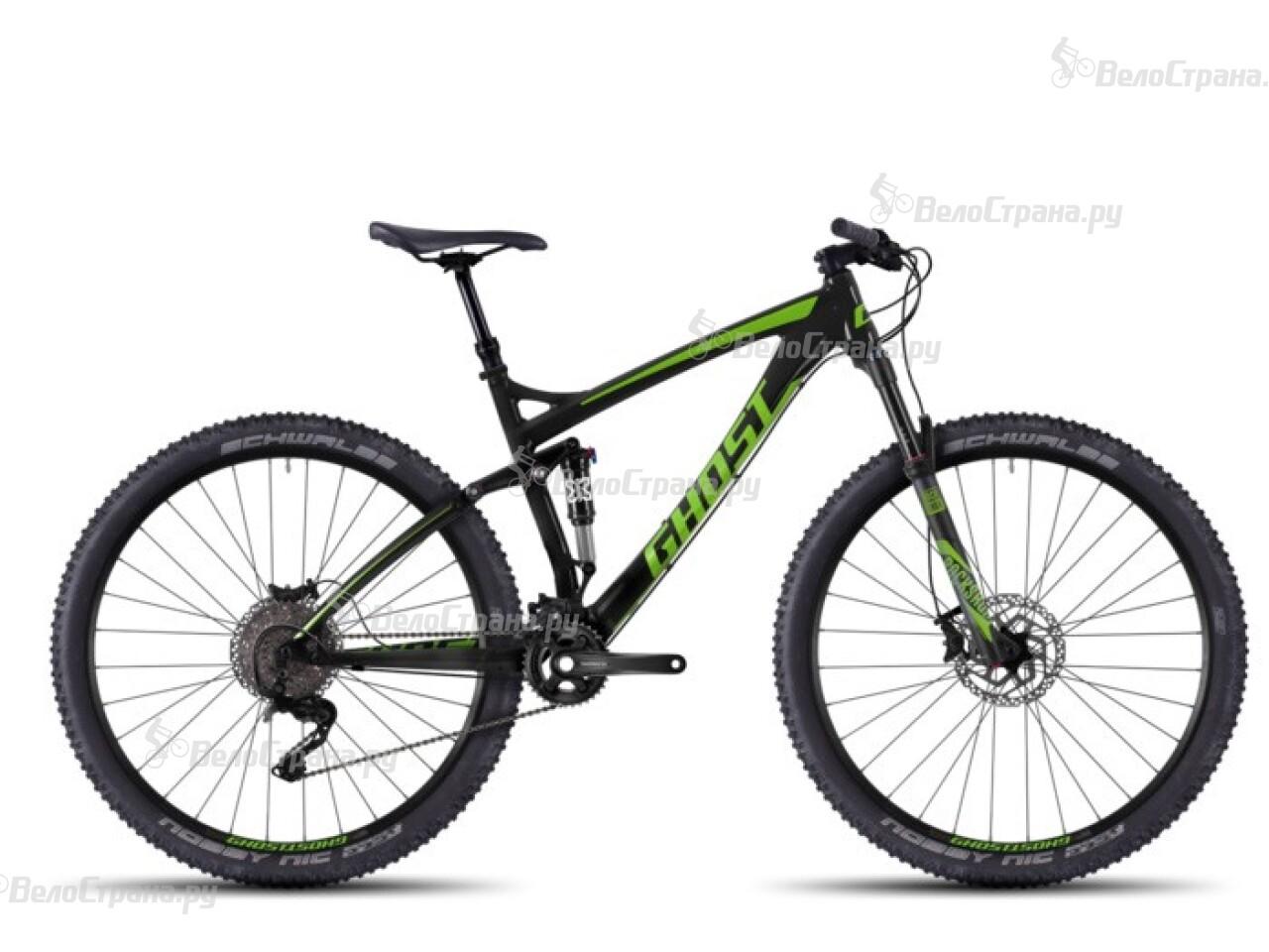 Велосипед Ghost AMR 4 (2016)